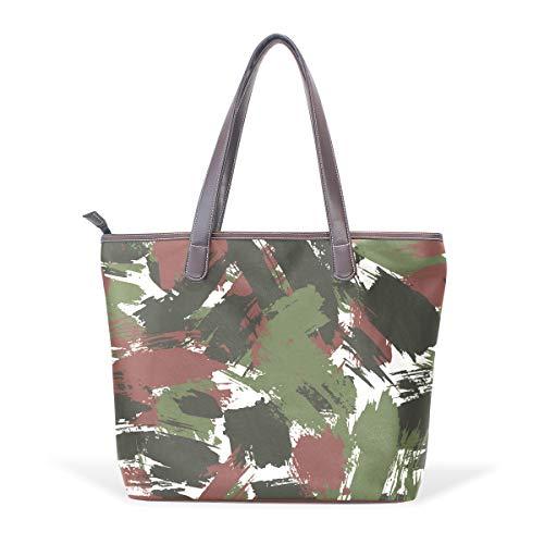 LUPINZ Art Camouflage Print...