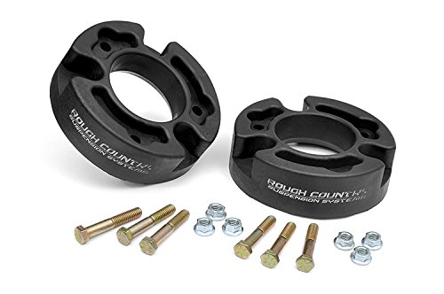 Rough Country - 570-2.5-inch Suspension Leveling Kit (Strut Extension Leveling Kit)