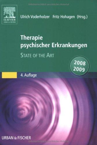therapie-psychischer-erkrankungen-state-of-the-art-2008-2009