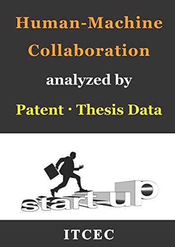 Read Online Human-Man Collaboration: Patent-Thesis Analysis, Global Trend, Technical Strengths and Weaknesses of each country and company ebook