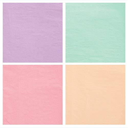 - Pastel Tissue Paper Mix - 20in. x 20in. (20)