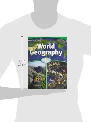 World Geography: Student Edition Survey 2012 by Brand: HOLT MCDOUGAL (Image #2)