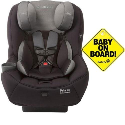 Maxi-Cosi CC133APU - Pria 70 Convertible Car Seat w Baby on