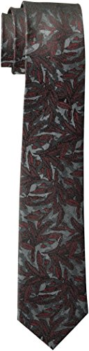 French Connection Men's Palmer Tie, charcoal O/S