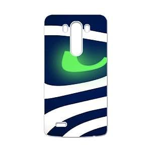 Seattle Seahawks Logo Fashion Comstom Plastic case cover For LG G3