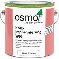 Osmo Holz-Imprägnierung WR 4001 Farblos 2,5 Liter