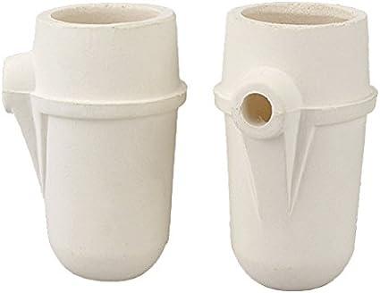 Dental Lab Silica Quartz Zirconia Centrifugal Casting Crucibles