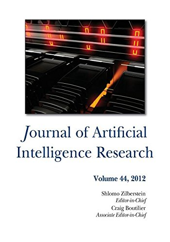 Download Journal of Artificial Intelligence Research Volume 44 ebook