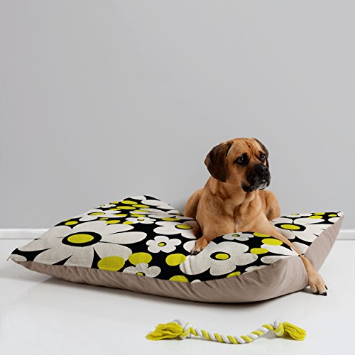 Deny Designs Khristian A Howell Cape Cod 4 Pet Bed, 40 by 30-Inch