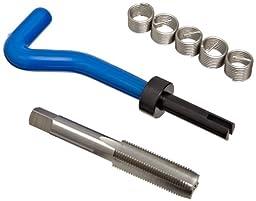 E-Z Lok EK31210 Helical Threaded Insert Kit, 304 Stainless Steel, 1/2\
