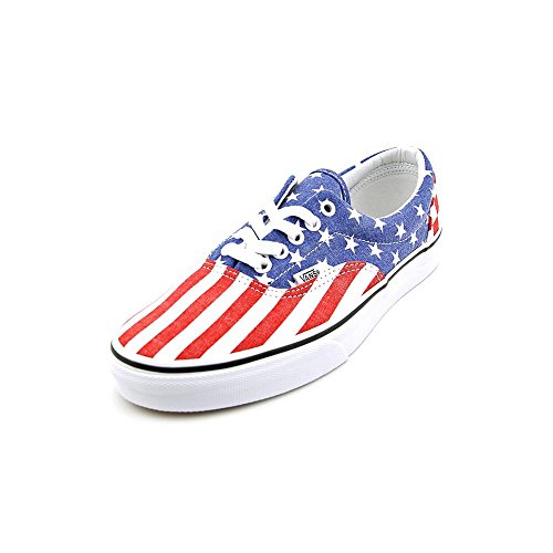 Vans Era Women US 6.5 Multi Color Skate Shoe by Vans