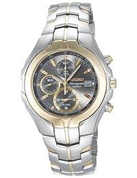 Seiko Excelsior Alarm Chronograph Mens Watch SNAC94