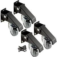 Rockler Workbench Locking Caster Kit (4 Pack) - 43501
