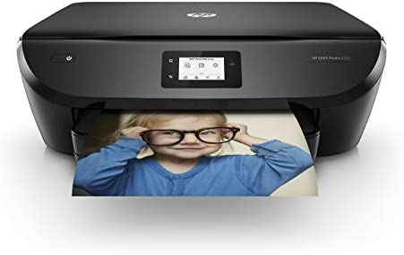 HP Envy Photo 6255 All in One Photo Printer with Wireless Printing, Instant Ink Ready K7G18A Renewed