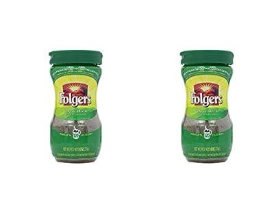 Folgers Classic Roast Instant Decaffeinated Coffee (Medium), 8 oz