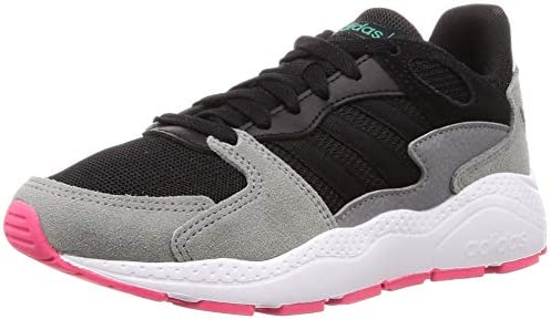 adidas Performance Crazychaos Sneaker Damen schwarz/pink, 4 UK - 36 2/3 EU  - 5.5 US