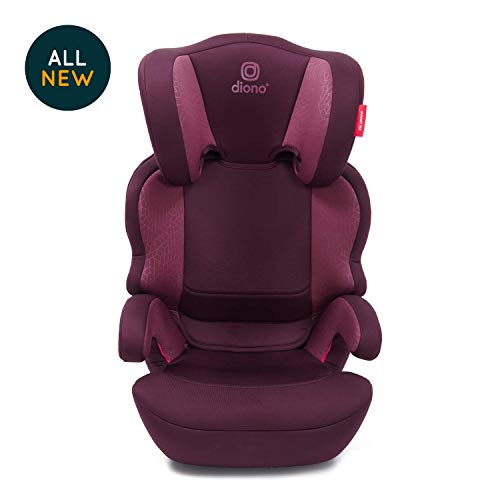 Diono Everett NXT High Back Booster, Plum