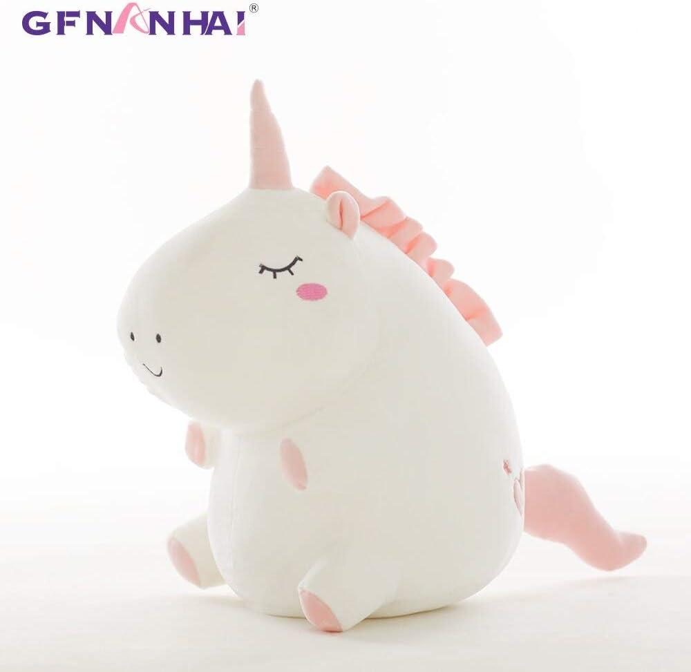 Amazon.com: LAJKS 25Cm Plush Toy Fat Doll Cute Animal ...