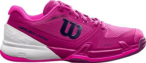 受け取る小説忠誠[ウィルソン] レディース スニーカー Wilson Women's Rush Pro 2.5 Tennis Shoes [並行輸入品]