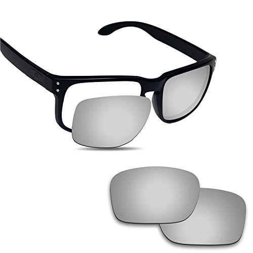3acc0cdbf92 Fiskr Anti-saltwater Polarized Replacement Lenses for Oakley Holbrook  Sunglasses - Various Colors