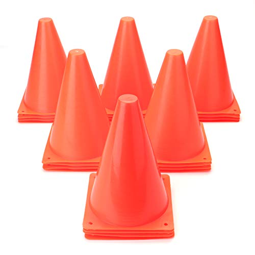mini agility cones - 7