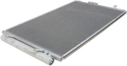 Kool Vue AC Condenser For 2013-2016 Hyundai Santa Fe w// drier