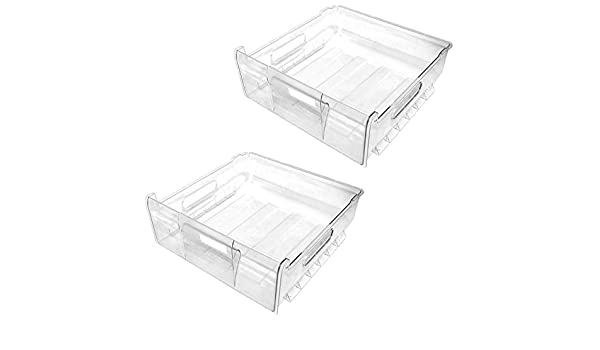 Spares2go - Cajón superior para frigorífico o congelador Whirlpool ...