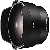 Sony SEL057FEC 16mm f/3.5-22 Fisheye Converter Lens for Mirrorless Cameras
