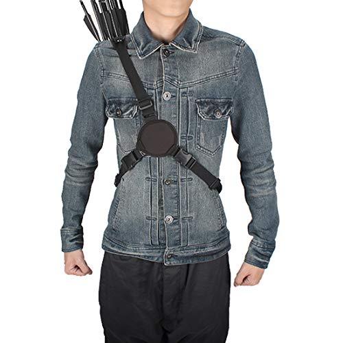 KRATARC Archery Back Arrow Quiver