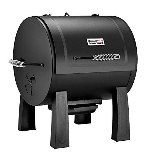 """RoyalGourmet Portable Table Top Charcoal Grill, 22"""" L"""