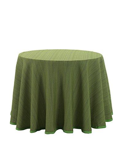 Martina Home Ribero - Falda para mesa camilla , Verde, Redonda de ...