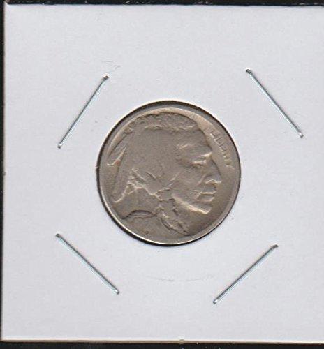 1913 Buffalo (1917 Indian Head or Buffalo (1913-1938) Nickel Fine)