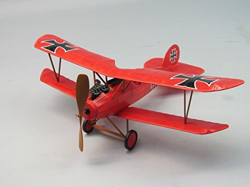 Dumas Albatros D-5 18″ Model Airplane Kit