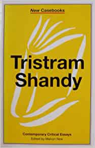 critical essays on tristram shandy