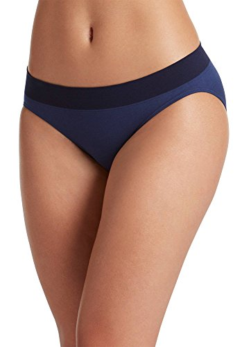 Jockey Women's Underwear Modern Micro Bikini, just past midnight, 8
