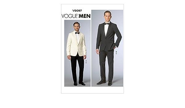Vogue V9097 Costura para Confeccionar Blusas, Trajes, Vestidos, Moda, VGE 9097 MXX (40-46) Deu. Gr. 50-56: Amazon.es: Hogar