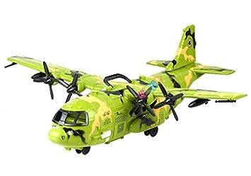 Militar Juegos Avión Hércules MilitarAmazon Y Enorme esJuguetes 0wknOP