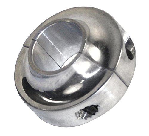 EMPI 17-2586 Steering Shaft Clamp Nut, For 7/8' Shaft, VW Dune Buggy VW Sand Rail For 7/8 Shaft