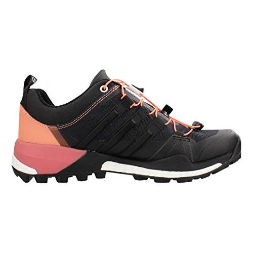 Adidas Outdoor Donna Terrex Skychaser Gtx W Sneakers Da Trail Running, Tessuto Grigio, Gomma, 5,5 M