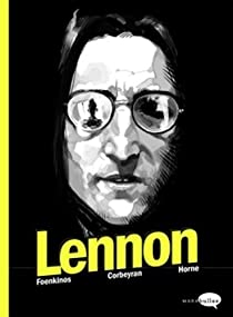 Lennon (BD) par Foenkinos