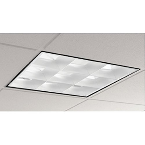 Oracle 2' x 2' - 2 Lamps 32W T8 U-Shape Parabolic T8 Fluorescent Troffer by Oracle Lighting