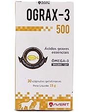 Ograx-3, AVERT, 500 mg