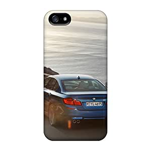 EGo10285pMsc Acsdcover New Bmw M5 Durable Iphone 5/5s Tpu Flexible Soft Cases