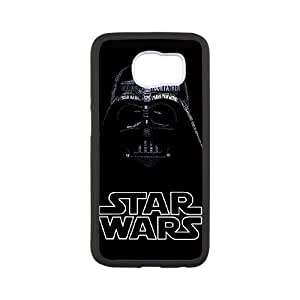 Star Wars Darth Vader Image On The Samsung Galaxy s6 Black Cell Phone Case AMW898978