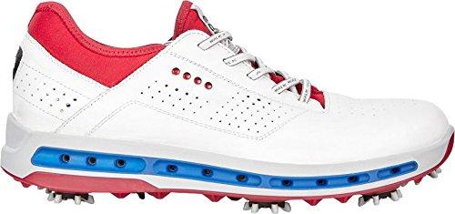 エコー メンズ スニーカー ECCO Cool 18 GTX Golf Shoes [並行輸入品] B07CNCV855