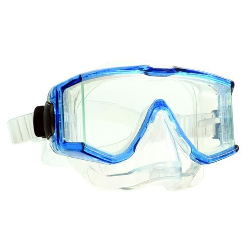 XS Scuba Fusion Mask with Purge Clear