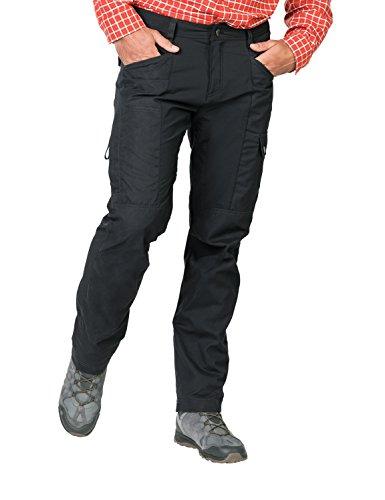 Jack Wolfskin Men's Dawson Flex Pants, Phantom, 25 (US 34/30)