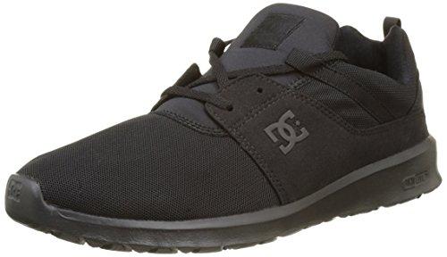 DC Shoes Heathrow - Zapatillas para hombre Noir (Black/Black/Black)