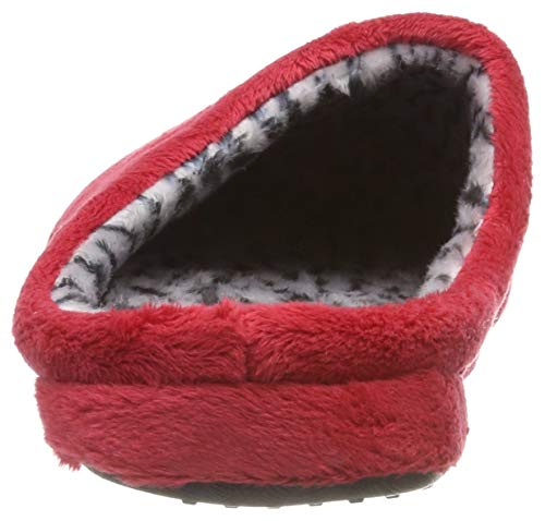 red Rosso Donna Esprit Mule 630 Pantofole Stitchy wxqqtXIfA