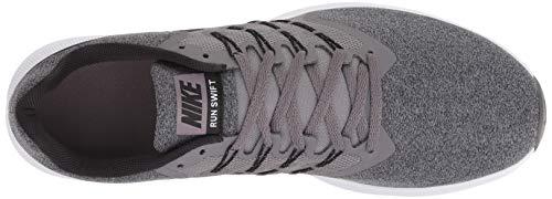 Run Running Swift Uomo White Gunsmoke black Nike Scarpe Da dnpPdqB